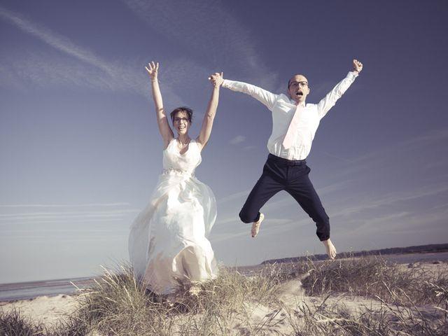 Le mariage de Jean-Michel et Adèle à Mandeville-en-Bessin, Calvados 24