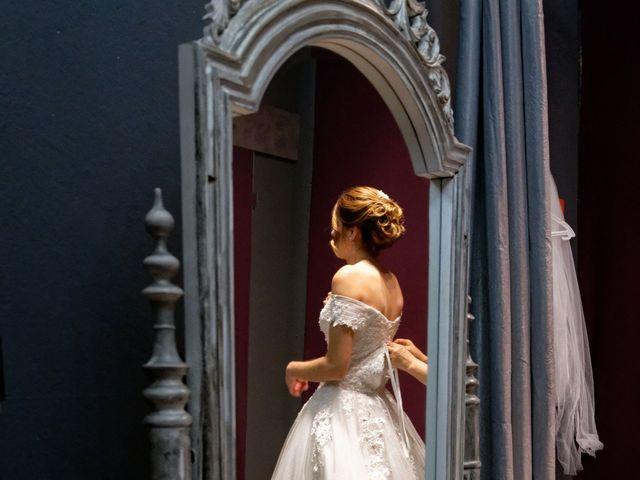 Le mariage de Flavien et Christelle à Moulins, Allier 6