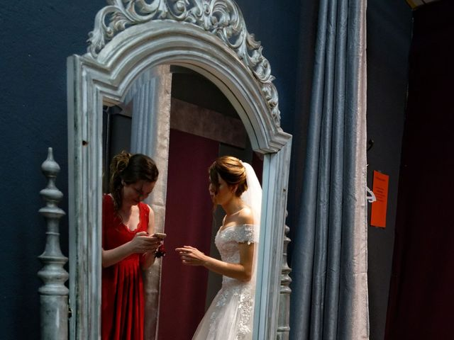 Le mariage de Flavien et Christelle à Moulins, Allier 9