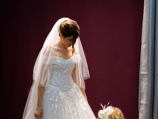 Le mariage de Flavien et Christelle à Moulins, Allier 12