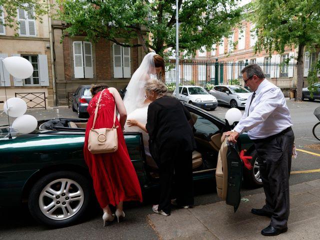 Le mariage de Flavien et Christelle à Moulins, Allier 14
