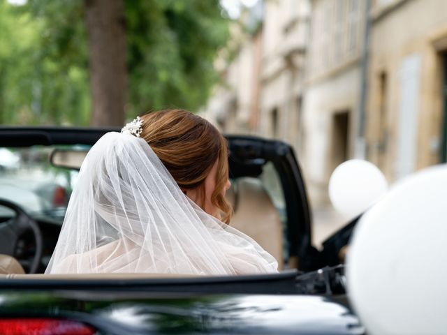 Le mariage de Flavien et Christelle à Moulins, Allier 17