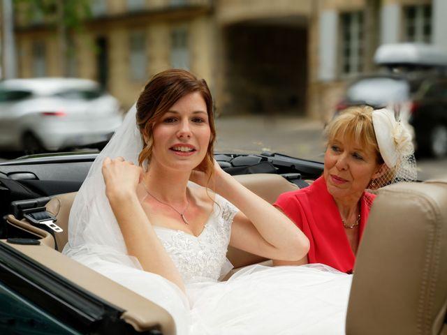Le mariage de Flavien et Christelle à Moulins, Allier 18