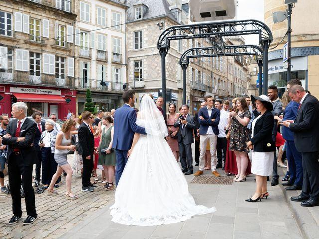 Le mariage de Flavien et Christelle à Moulins, Allier 19
