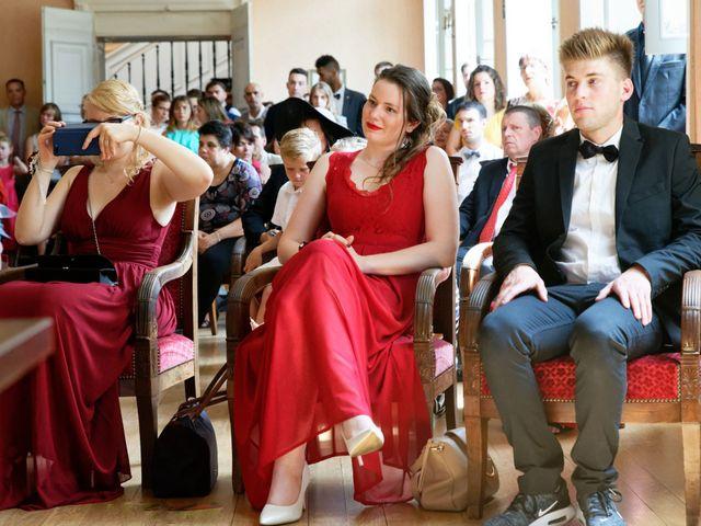 Le mariage de Flavien et Christelle à Moulins, Allier 21