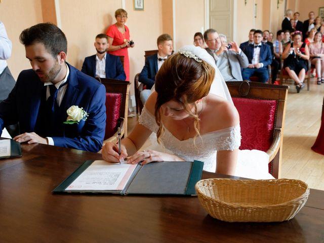 Le mariage de Flavien et Christelle à Moulins, Allier 22