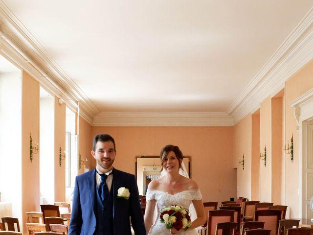Le mariage de Flavien et Christelle à Moulins, Allier 24