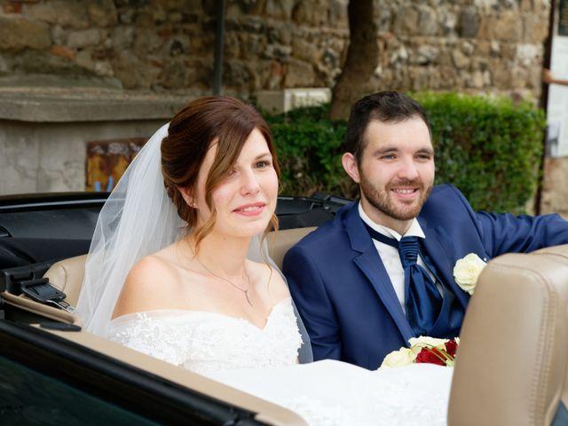 Le mariage de Flavien et Christelle à Moulins, Allier 27