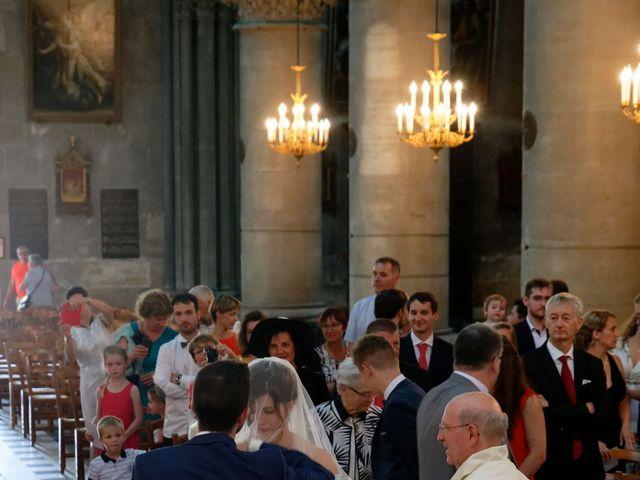 Le mariage de Flavien et Christelle à Moulins, Allier 29