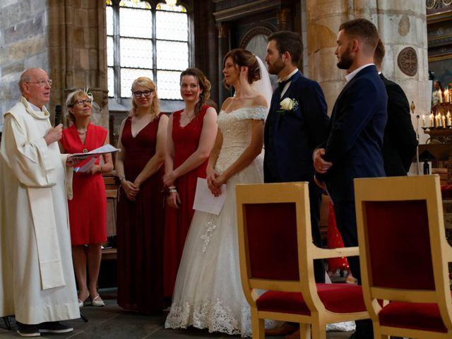 Le mariage de Flavien et Christelle à Moulins, Allier 36