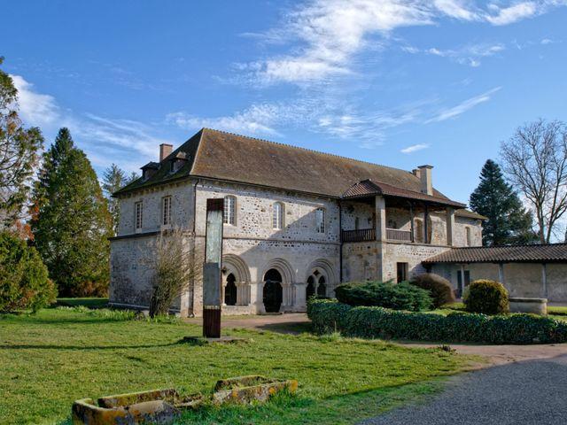 Le mariage de Flavien et Christelle à Moulins, Allier 43