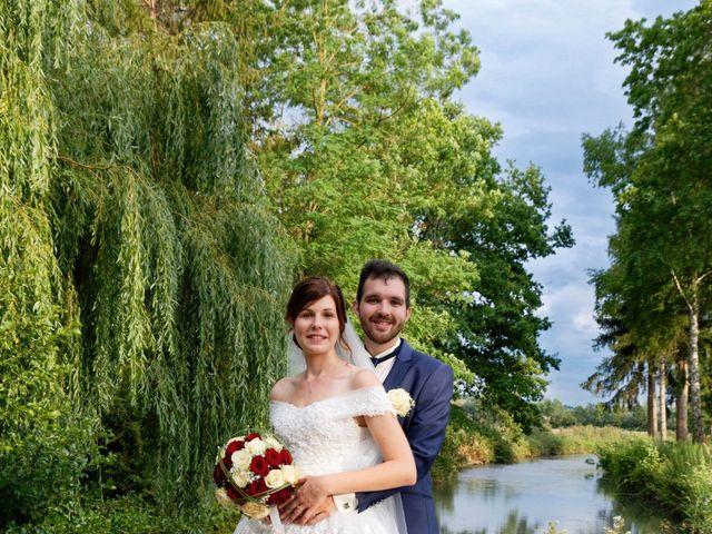 Le mariage de Flavien et Christelle à Moulins, Allier 52