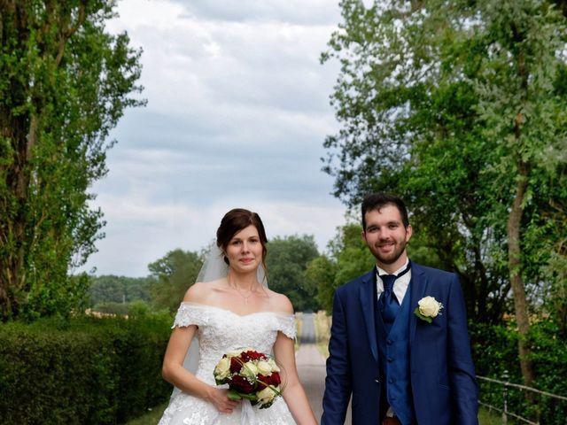 Le mariage de Flavien et Christelle à Moulins, Allier 53