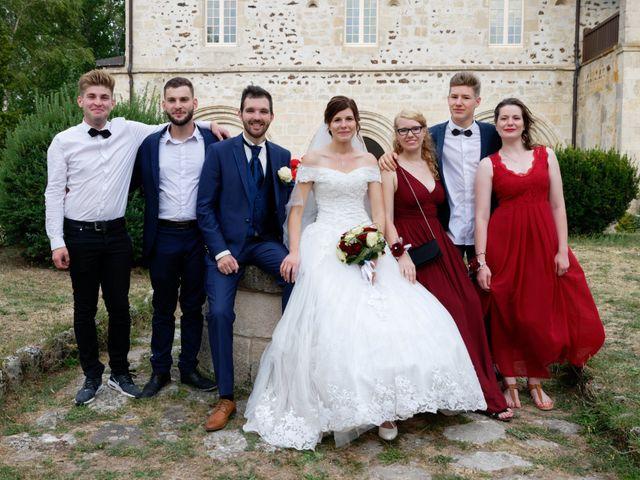 Le mariage de Flavien et Christelle à Moulins, Allier 56