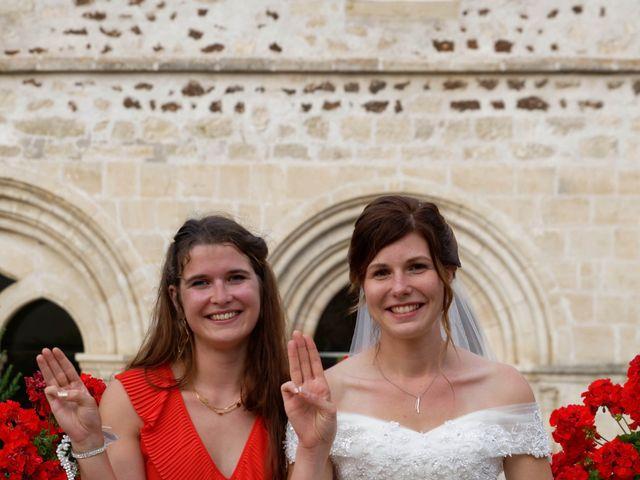 Le mariage de Flavien et Christelle à Moulins, Allier 58