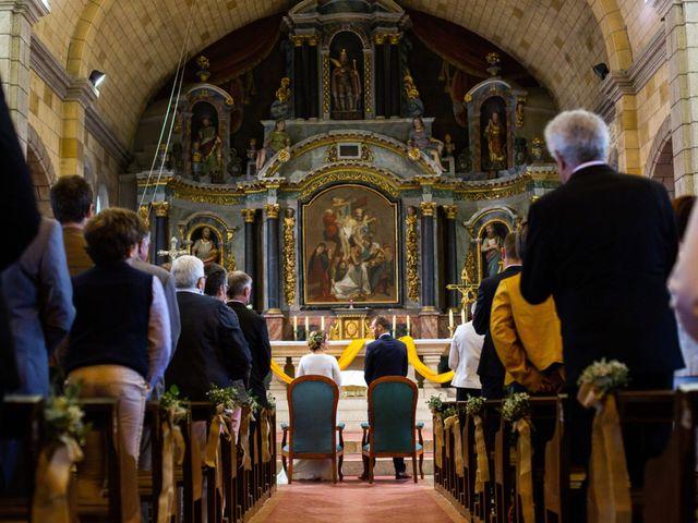 Le mariage de Benoit et Kelly à Pluméliau, Morbihan 12