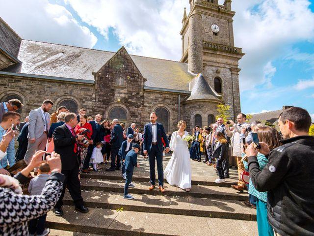 Le mariage de Benoit et Kelly à Pluméliau, Morbihan 19
