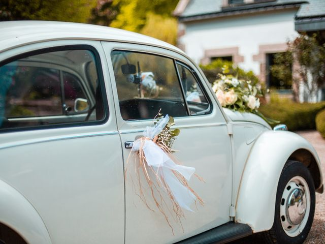 Le mariage de Benoit et Kelly à Pluméliau, Morbihan 31