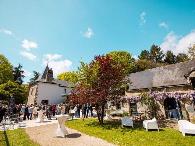 Le mariage de Benoit et Kelly à Pluméliau, Morbihan 35