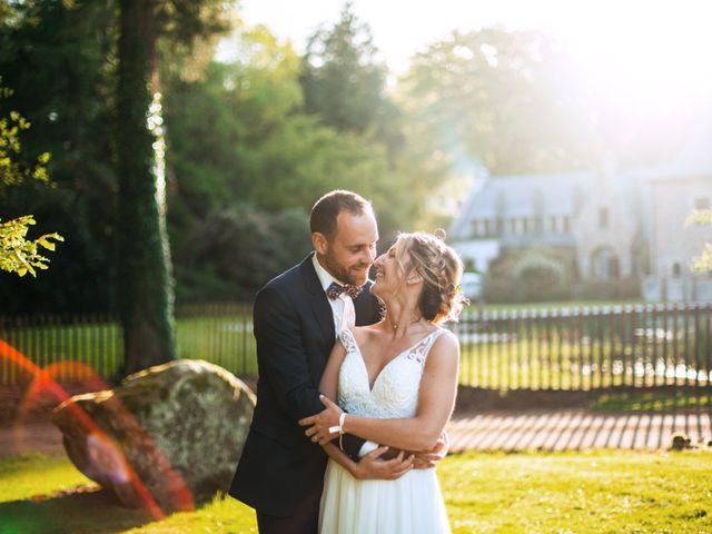 Le mariage de Benoit et Kelly à Pluméliau, Morbihan 45