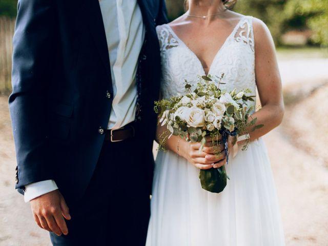 Le mariage de Benoit et Kelly à Pluméliau, Morbihan 47
