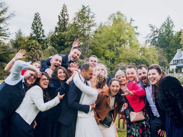 Le mariage de Benoit et Kelly à Pluméliau, Morbihan 57