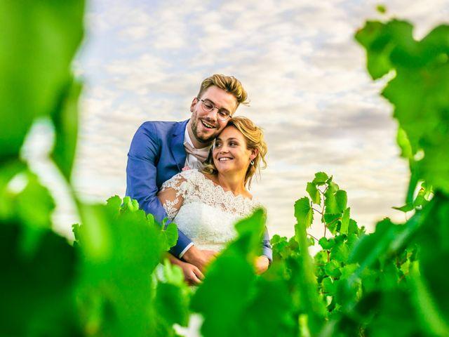 Le mariage de Nicolas et Solène à Haute-Goulaine, Loire Atlantique 8