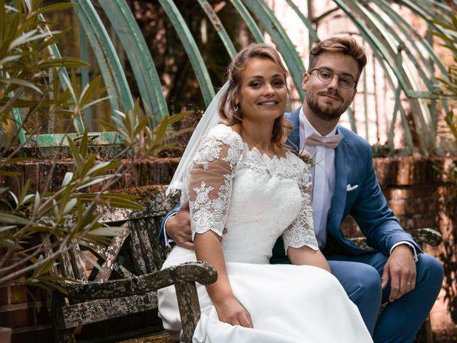 Le mariage de Nicolas et Solène à Haute-Goulaine, Loire Atlantique 12