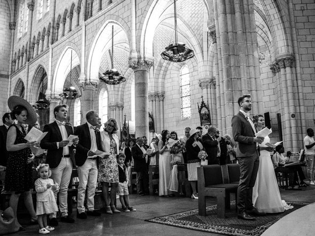 Le mariage de Nicolas et Solène à Haute-Goulaine, Loire Atlantique 30
