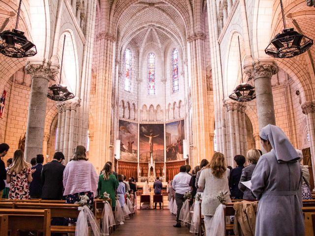Le mariage de Nicolas et Solène à Haute-Goulaine, Loire Atlantique 31