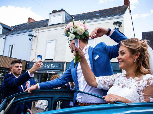 Le mariage de Nicolas et Solène à Haute-Goulaine, Loire Atlantique 36