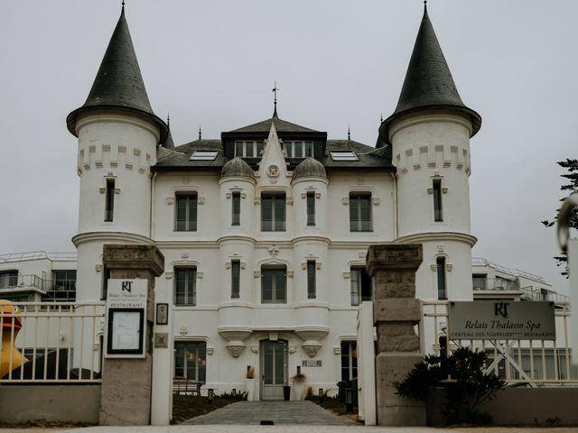 Le mariage de Mathieu et Marine à Pornichet, Loire Atlantique 1