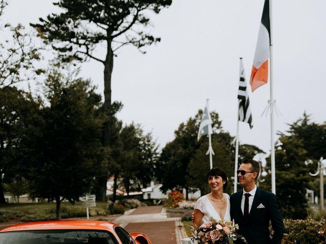 Le mariage de Mathieu et Marine à Pornichet, Loire Atlantique 22