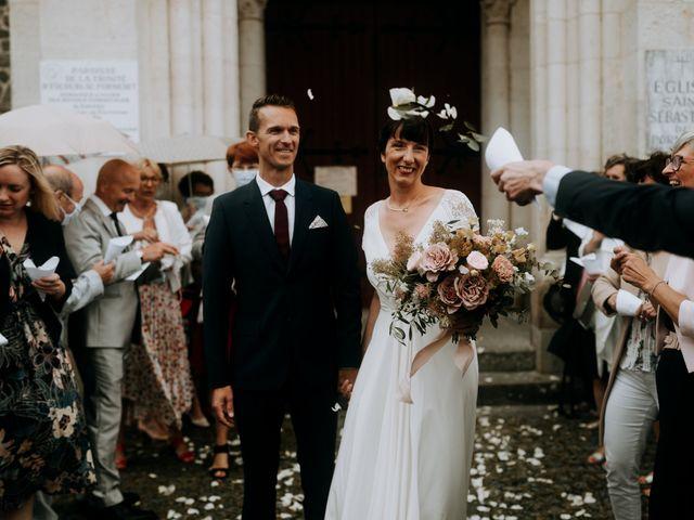 Le mariage de Mathieu et Marine à Pornichet, Loire Atlantique 33