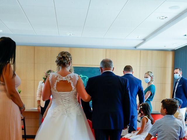 Le mariage de Benjamin et Claudia à Kervignac, Morbihan 3