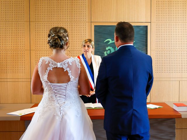 Le mariage de Benjamin et Claudia à Kervignac, Morbihan 2