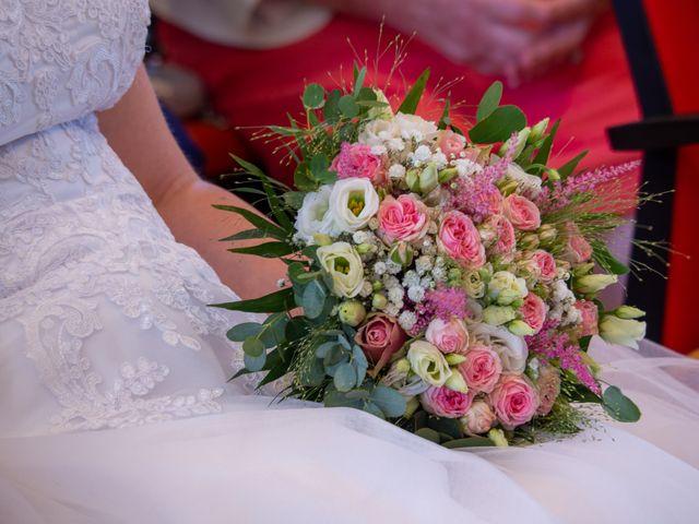 Le mariage de Benjamin et Claudia à Kervignac, Morbihan 4