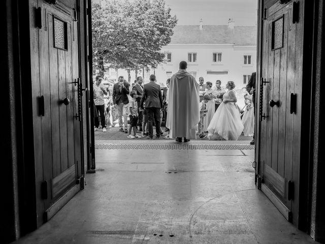 Le mariage de Benjamin et Claudia à Kervignac, Morbihan 9