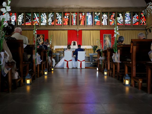 Le mariage de Benjamin et Claudia à Kervignac, Morbihan 10
