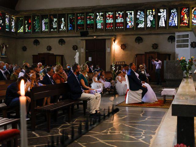 Le mariage de Benjamin et Claudia à Kervignac, Morbihan 11