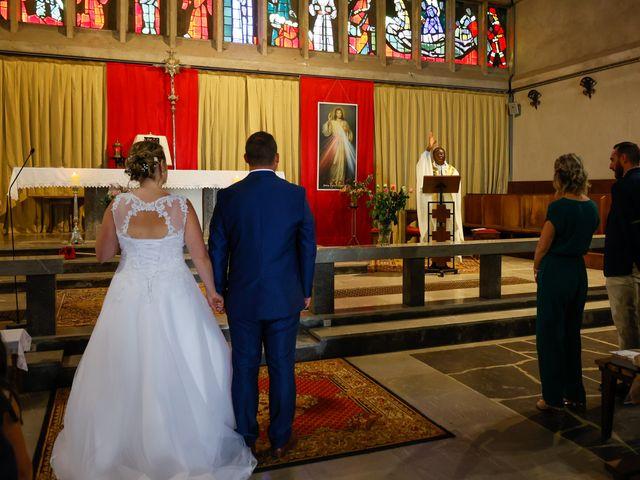 Le mariage de Benjamin et Claudia à Kervignac, Morbihan 15