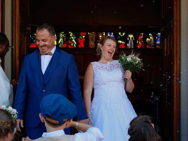 Le mariage de Benjamin et Claudia à Kervignac, Morbihan 17