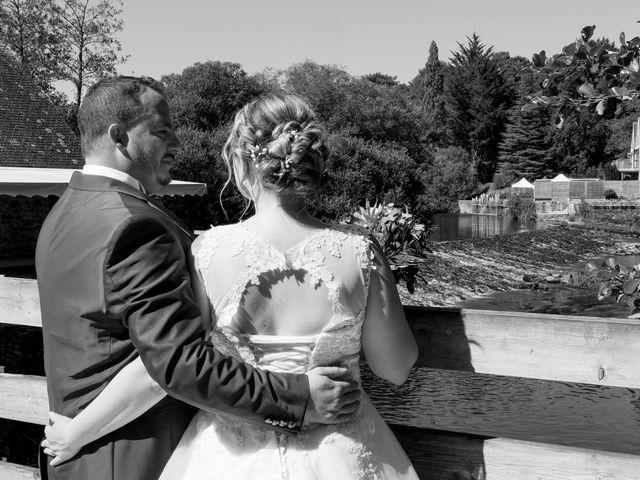 Le mariage de Benjamin et Claudia à Kervignac, Morbihan 21