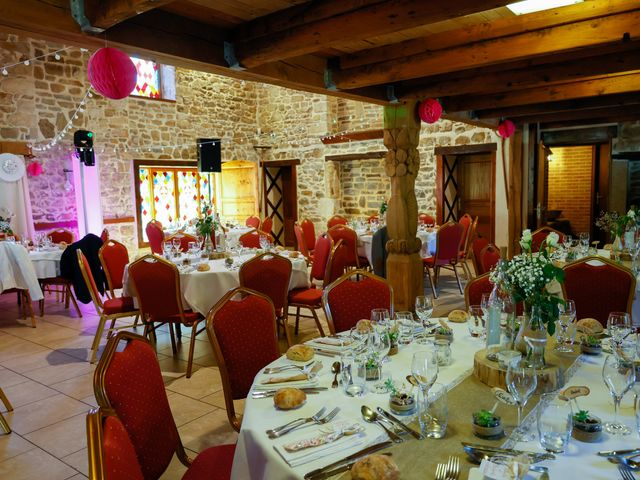 Le mariage de Benjamin et Claudia à Kervignac, Morbihan 34