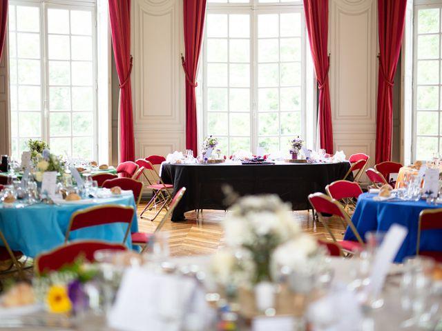 Le mariage de Camille et François à Garancières, Yvelines 3
