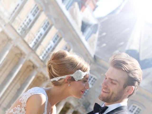 Le mariage de Jacob et Sophie à Haroué, Meurthe-et-Moselle 1