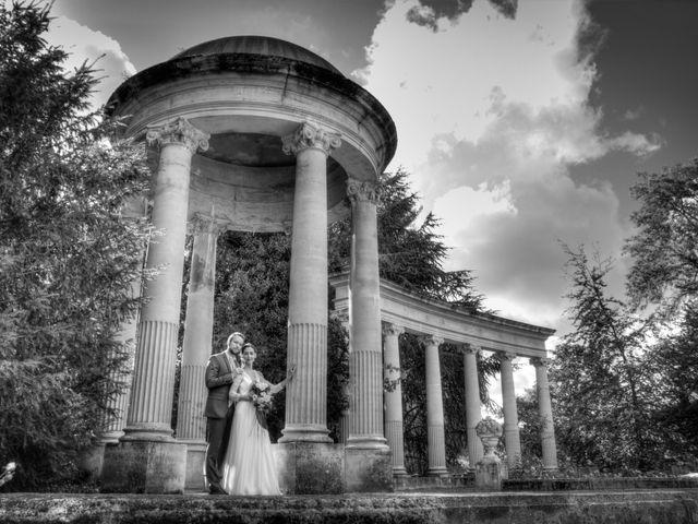 Le mariage de Julien et Cynthia à Vélizy-Villacoublay, Yvelines 1