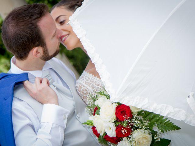 Le mariage de Julien et Cynthia à Vélizy-Villacoublay, Yvelines 5