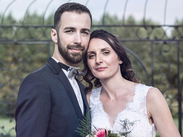 Le mariage de Corinne et Jessy