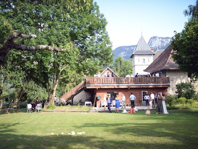 Le mariage de Ran et Naomi à La Roche-sur-Foron, Haute-Savoie 41